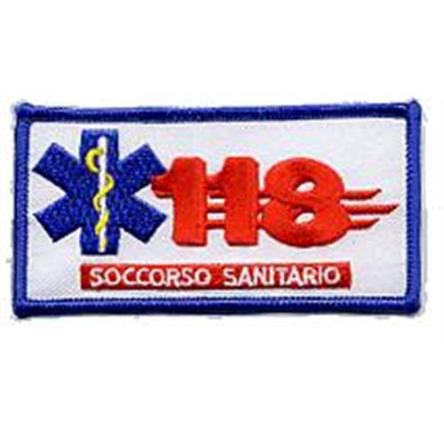 patch-soccorso-sanitario-118