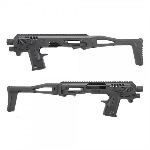 caa-micro-roni-kit-carbine-conversion-kit-for-glock-series-g17-g18-g19-g22-black