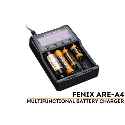 fenix-battery-charger-for-4-rechargeable-batteries