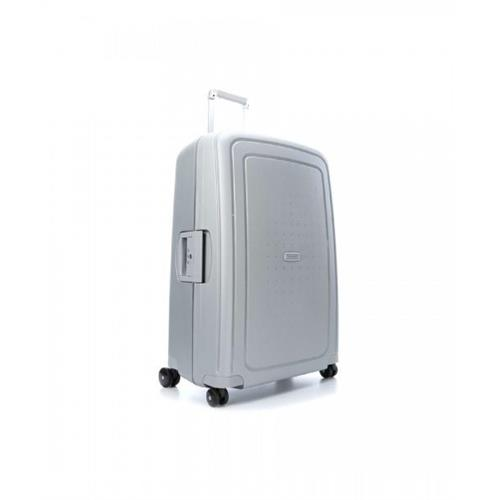 samsonite-rigid-suitcase-s-cure-4-wheels-spinner-75-l-silver