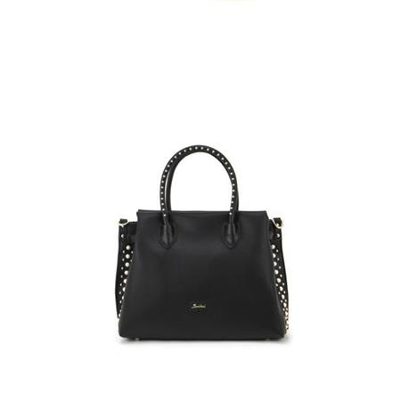 handbag-with-shoulder-strap-sodini-pearl-b18005d-black