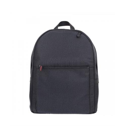 backpack-borbonese-for-pc-13-944049-296-100-nylon-jet-op-black
