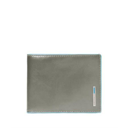 wallet-piquadro-card-holder-blue-square-line-pu1241b2r-gr2-gray-leather