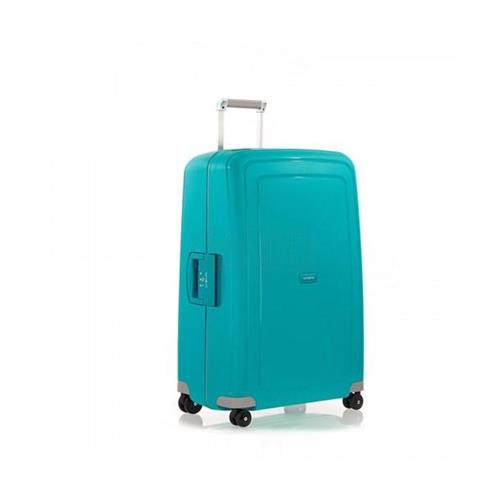 samsonite-rigid-suitcase-s-cure-4-wheels-spinner-75-l-acqua-blue
