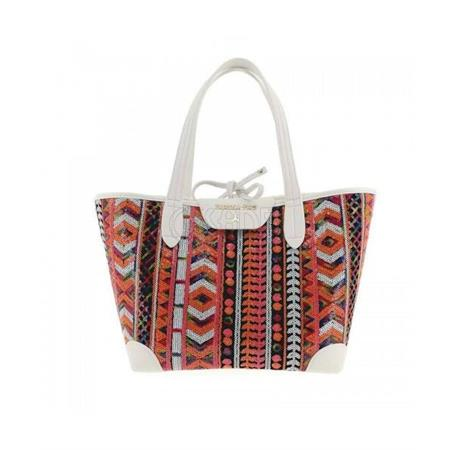 borsa-shopping-patrizia-pepe-reversibile-2v6908-a2nz-orange-etnique-white