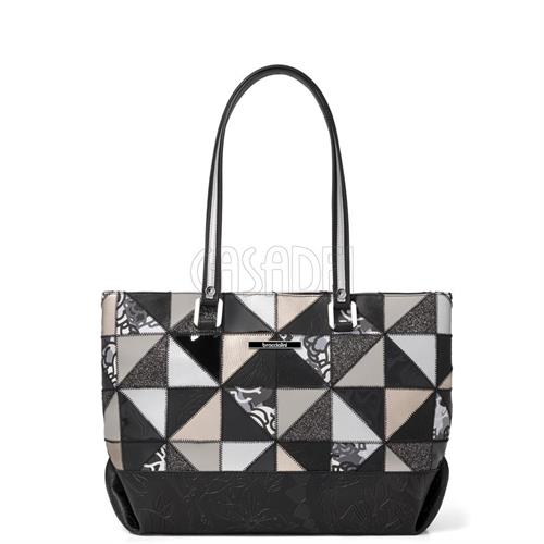 borsa-shopper-braccialini-linea-lola-patch-b13514-nero