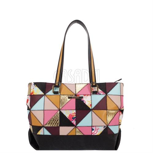 borsa-shopper-braccialini-linea-lola-patch-b13514-nero-multi