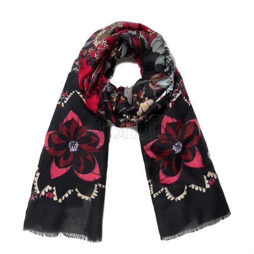 pashmina-desigual-19wawa45-2000-flower-patch-rosso-multi