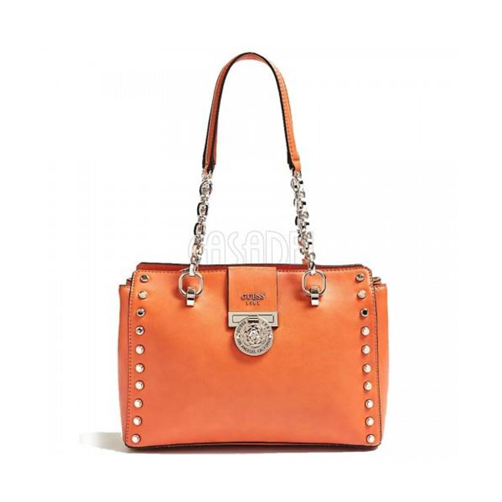 9bc100151d Guess Shoulder Bag Line Marlene VG717709 Orange