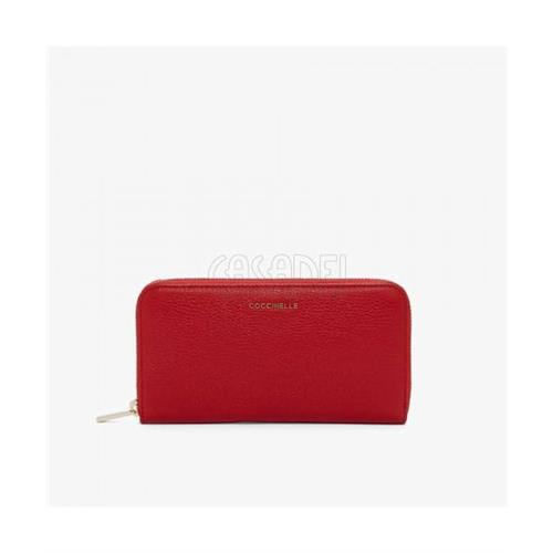 large-zip-around-wallet-coccinelle-e2cw5110401r09-red-calf-leather