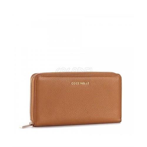 large-zip-around-wallet-coccinelle-e2bw5110401012-calf-leather-light-brown