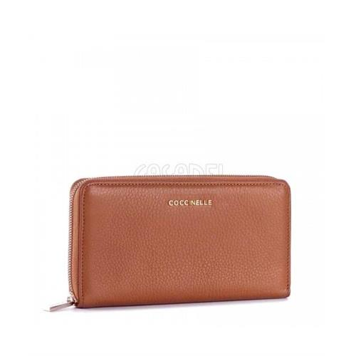 large-zip-around-wallet-coccinelle-e2cw5110401w74-calf-leather-brown