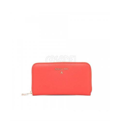 wallet-leather-purse-zip-around-patrizia-pepe-2v4879-mars-red