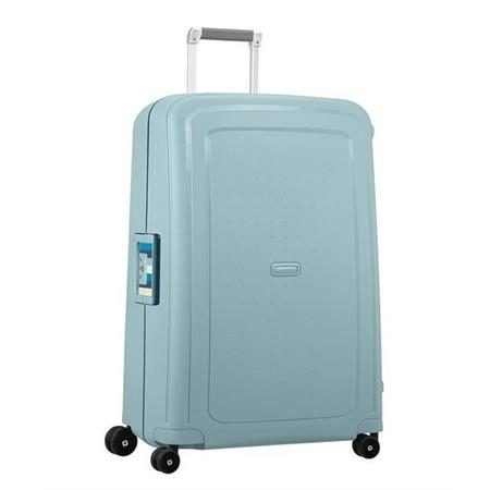 valigia-samsonite-rigida-s-cure-4-ruote-spinner-75-l-stone-blue-stripes