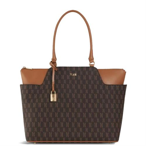 shopping-grande-alviero-martini-i-classe-monogram-cmb-003-9614-drak-brown