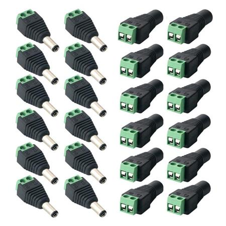 24-dc-power-jack-connectors-12-female-jack-12-male-jack-for-cctv-camera-led-strip-lights