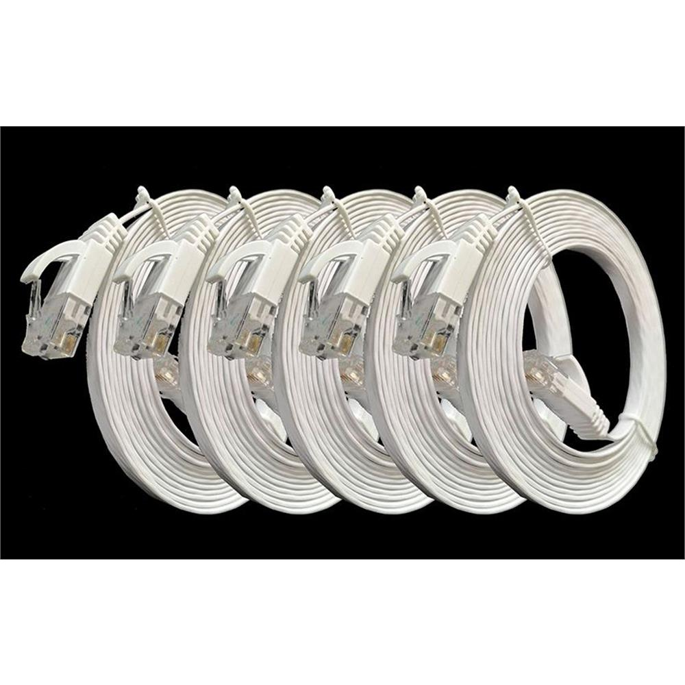 cavi-piatti-di-rete-cat6-rj45-bianco-5-confezioni-da-3mt-cadauno_medium_image_1