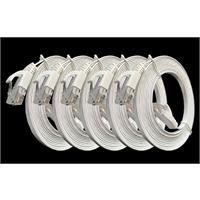 cavi-piatti-di-rete-cat6-rj45-bianco-5-confezioni-da-3mt-cadauno_image_1