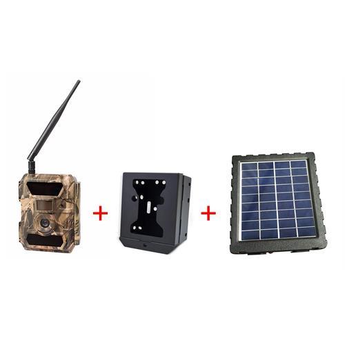 set-completo-fototrappola-3-5g-box-metallico-antirapina-panello-solare